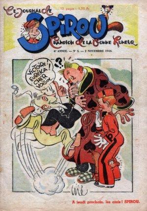 Le journal de Spirou # 342