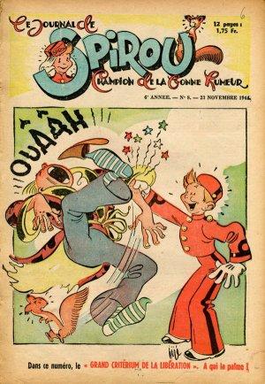 Le journal de Spirou # 345