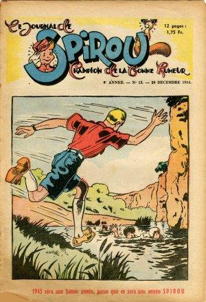 Le journal de Spirou # 350