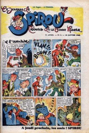 Le journal de Spirou # 353