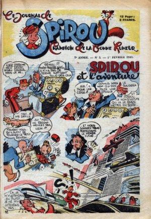 Le journal de Spirou # 355