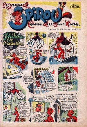 Le journal de Spirou # 356