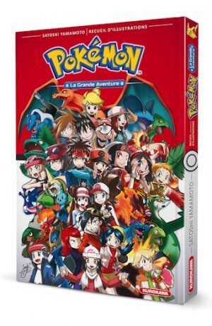 Pokémon - The Art of Pocket Monsters Special édition Simple