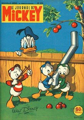Le journal de Mickey 374