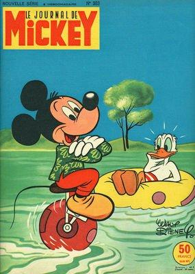Le journal de Mickey 383
