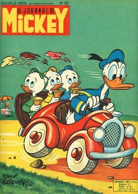 Le journal de Mickey 387