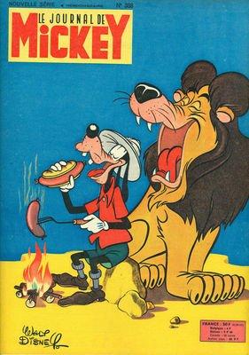Le journal de Mickey 388