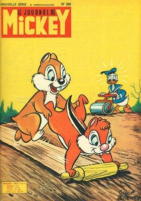 Le journal de Mickey 389