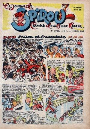 Le journal de Spirou # 361