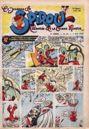 Le journal de Spirou # 369