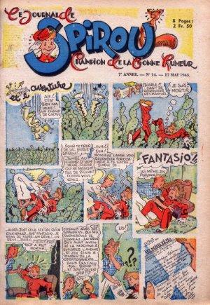 Le journal de Spirou # 370