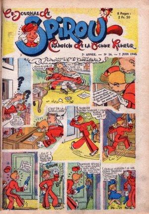 Le journal de Spirou # 373