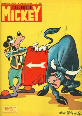 Le journal de Mickey 391