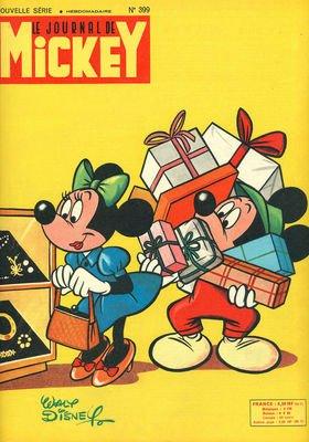 Le journal de Mickey 399