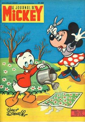 Le journal de Mickey 402