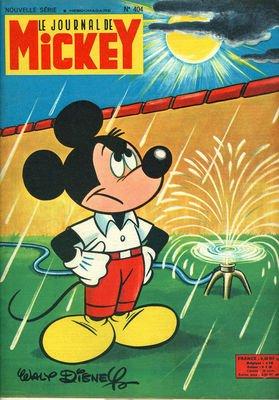 Le journal de Mickey 404