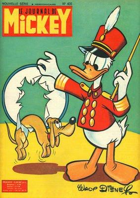 Le journal de Mickey 405