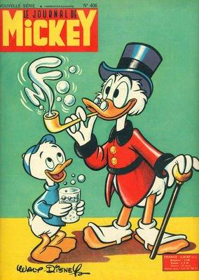 Le journal de Mickey 406