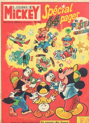 Le journal de Mickey 910