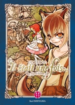 Grimms Manga édition Simple