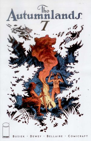 The Autumnlands # 7 Issues