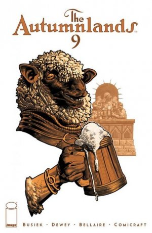 The Autumnlands # 9 Issues