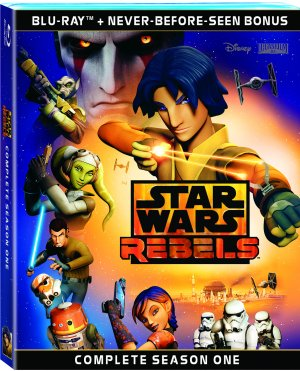 Star Wars Rebels édition Simple