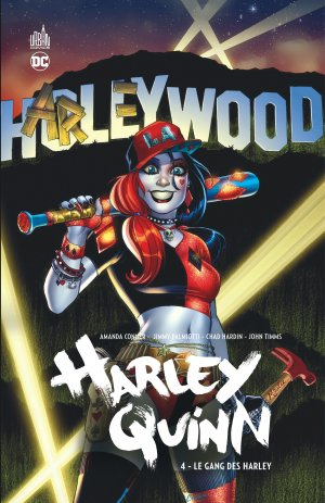 Harley Quinn # 4 TPB hardcover (cartonnée) - Issues V2