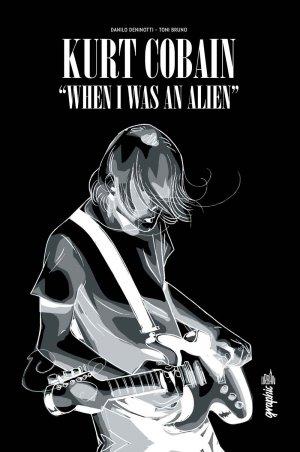 Kurt Cobain - When I Was An Alien édition TPB hardcover (cartonnée)