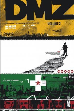 DMZ # 2 TPB hardcover - Intégrale (2016 - En cours)