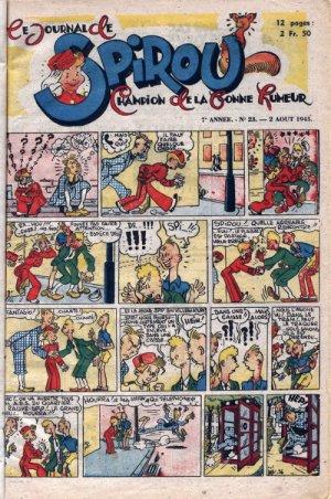 Le journal de Spirou # 381
