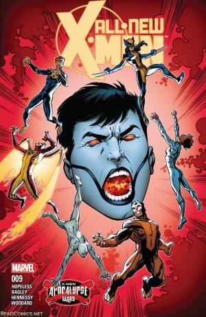 All-New X-Men # 9 Issues V2 (2015 - 2017)
