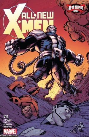 All-New X-Men # 11 Issues V2 (2015 - 2017)