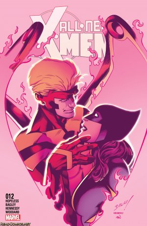 All-New X-Men # 12 Issues V2 (2015 - 2017)