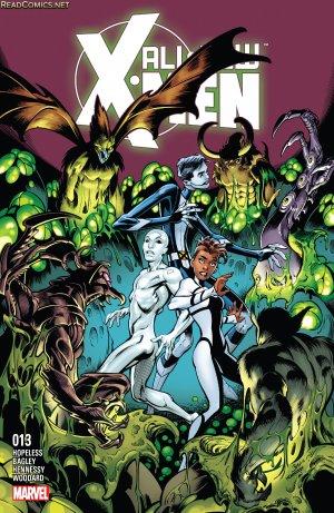 All-New X-Men # 13 Issues V2 (2015 - 2017)