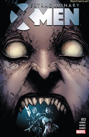 Extraordinary X-Men # 13 Issues V1 (2015 - 2017)