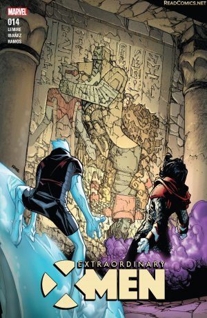 Extraordinary X-Men # 14 Issues V1 (2015 - 2017)