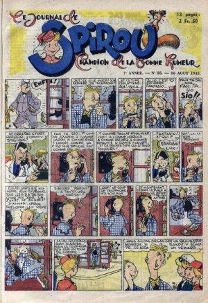 Le journal de Spirou # 383