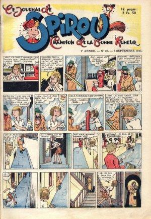 Le journal de Spirou # 386
