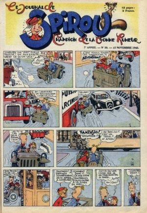 Le journal de Spirou # 396