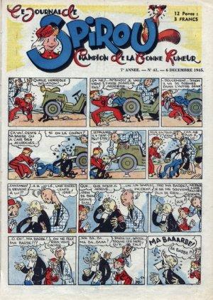 Le journal de Spirou # 399