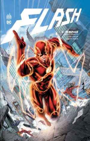 Flash # 6 TPB hardcover (cartonnée) - Issues V4