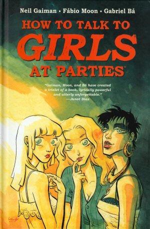 Comment aborder les filles en soirées édition TPB hardcover (cartonnée)
