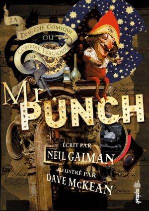 La comédie tragique ou la tragédie comique de Mr. Punch édition TPB hardcover (cartonnée)