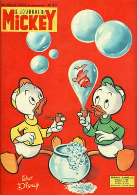 Le journal de Mickey 410
