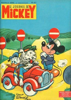 Le journal de Mickey 411