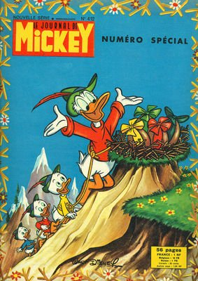 Le journal de Mickey 412