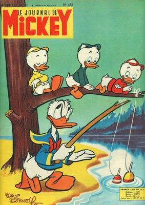 Le journal de Mickey 418