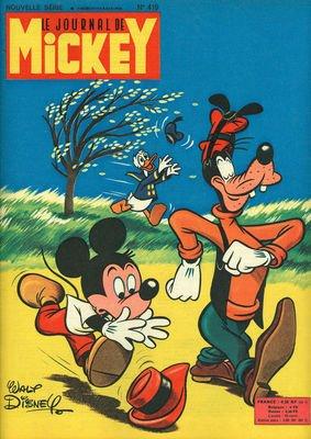 Le journal de Mickey 419