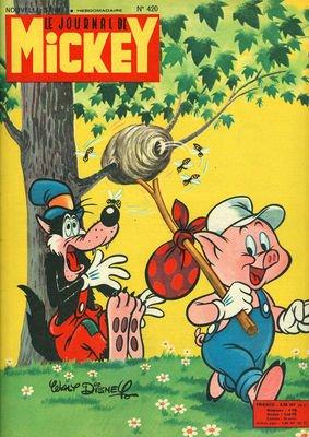 Le journal de Mickey 420